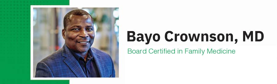 Bayo Crownson