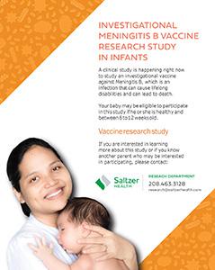 Meningitis B Vaccine Study