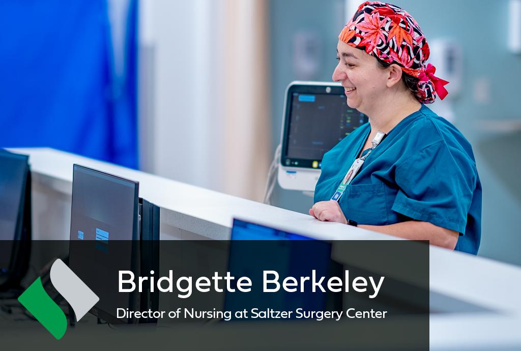 Meet Bridgette Berkeley
