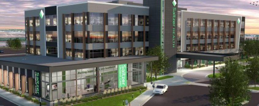 Ball Ventures Ahlquist, Saltzer Health announce major new medical complex at Ten Mile Crossing