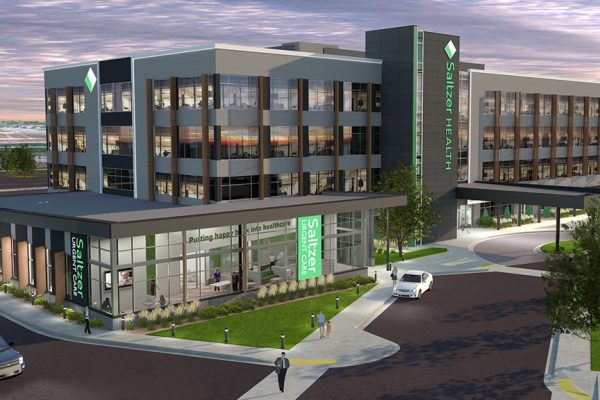 Ten Mile Urgent Care & Medical Office Complex — <span>COMING SOON</span>