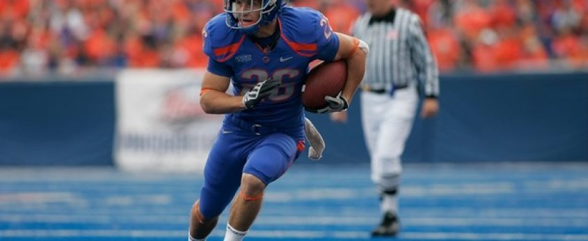 As a Boise State football player, Matt Kaiserman suffered a career-ending concussion. Now the VP/COO at Saltzer Health, he educates the community about prevention.
