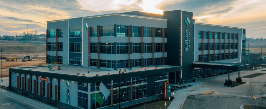 Saltzer Health opens state's first 24-hour urgent care clinic at Ten Mile & I-84