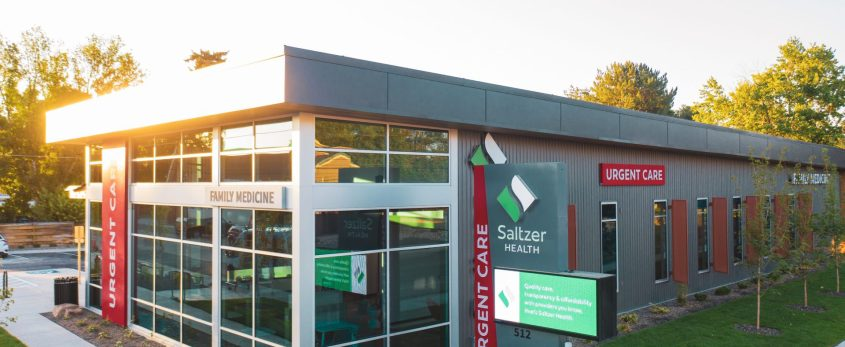 Saltzer Health welcomes patients Aug. 4 to new Caldwell Urgent Care Clinic