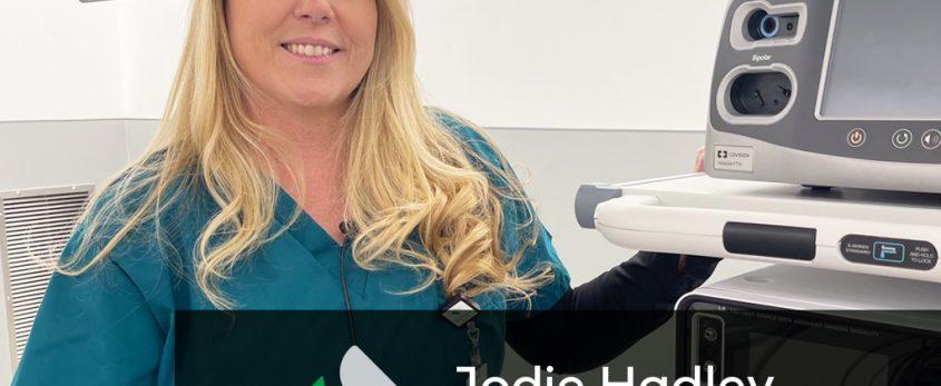 Jodie Hadley, Saltzer Surgery Center