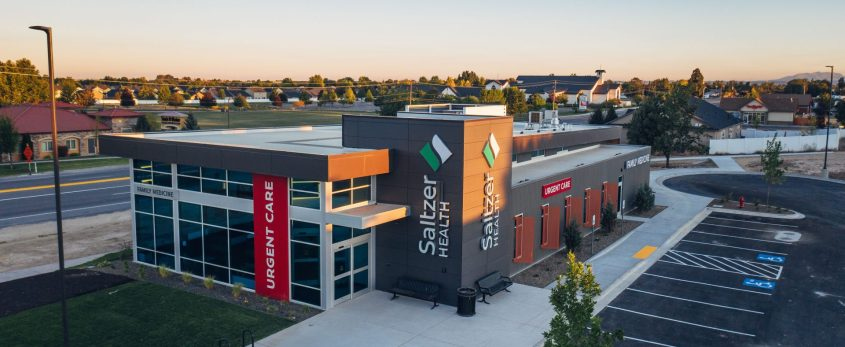 Saltzer Health opens new South Meridian urgent care & family medicine clinic
